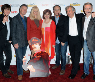'Monty Python' stars gather for Graham Chapman film