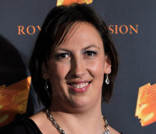 Miranda Hart in Miranda Kerr mix up