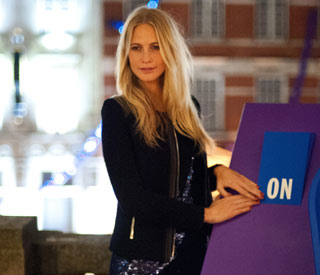 Poppy Delevingne heads to Hollywood