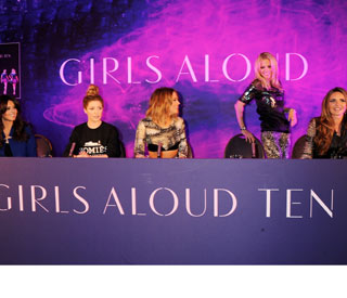 Girls Aloud reveal reunion plans