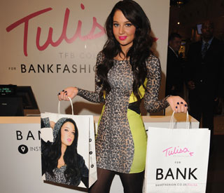 Tulisa launches her own fashion range