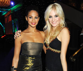 Alesha Dixon and Pixie Lott launch poppy appeal