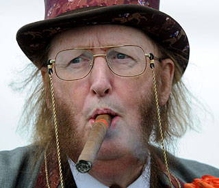 Sacked John McCririck condemns TV ageism