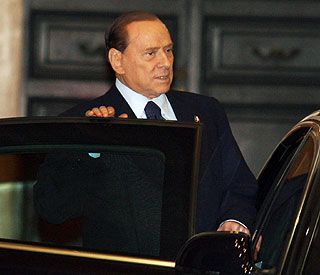 Silvio Berlusconi sentenced to four years in prison