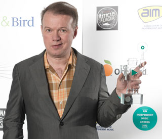 Edwyn Collins honoured after near-death experience