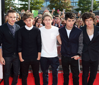 One Direction set for Royal Variety performance