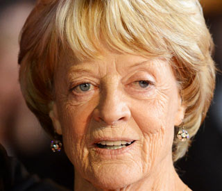 Maggie Smith dismisses heart scare reports