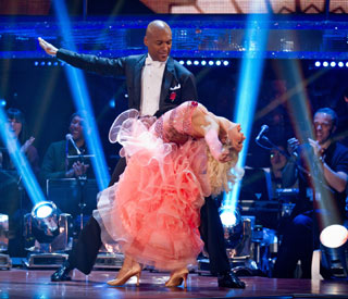 Colin Salmon bows out of 'Strictly'
