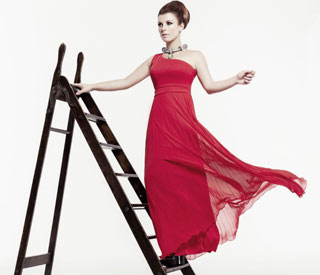 Coleen Rooney glams up for new shoot
