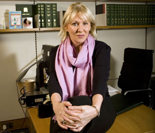 MP Nadine Dorries to appear on 'I'm A Celebrity...'