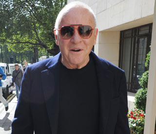Anthony Hopkins: 'I pulled myself back from the brink'