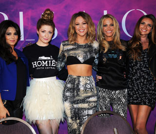 Reunited Girls Aloud to play Jingle Bell Ball