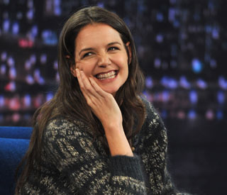 Katie Holmes wants 'Dawson's Creek' reunion