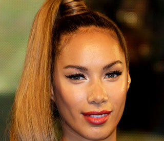 Leona Lewis doesn't mind being the older woman