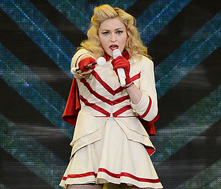 Russian lawsuit against Madonna dismissed