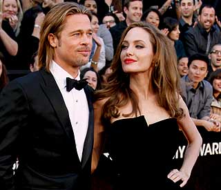 Brad Pitt declares that he will marry Angelina 'soon'