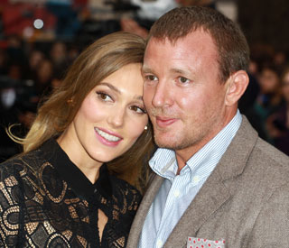 Guy Ritchie celebrates new arrival of baby girl
