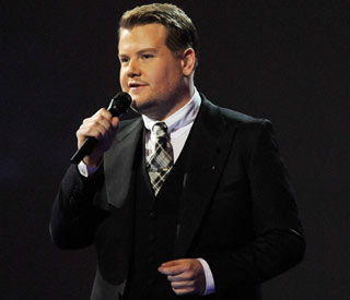 James Corden returns to present 2013 Brit Awards