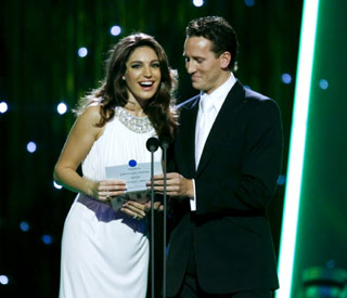 Brendan Cole excited for 'Strictly' Kelly Brook reunion