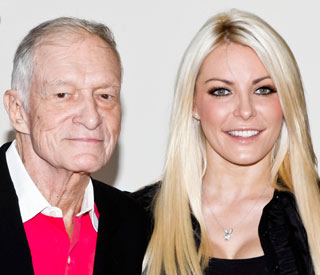 Hugh Hefner set to marry Crystal again