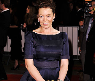 Olivia Colman nominated twice at Comedy Awards