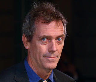 Hugh Laurie ship-shape for new pirate role