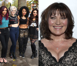 Little Mix and Lorraine Kelly go 'Corrie' crazy