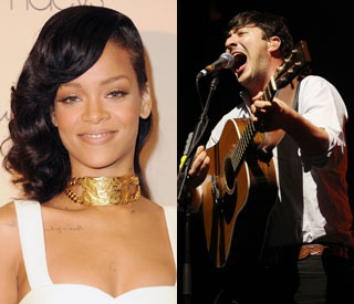 Rihanna and Mumford and Sons on for T In The Park