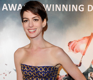 Anne Hathaway: 'Susan Boyle video cheers me up'