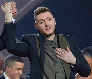 'X Factor' winner James is eager to release album