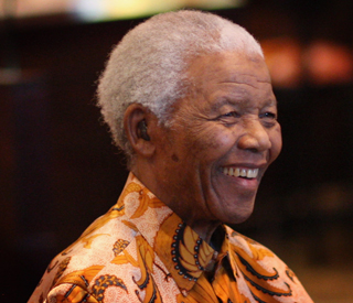 Nelson Mandela struck down with lung infect