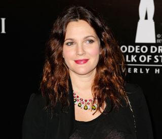 Drew Barrymore on nerves about becoming a mum
