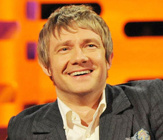 Hobbit star Martin Freeman dreading global fame