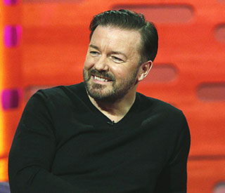 Ricky Gervais to star in new Muppet film