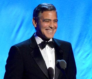 George Clooney voted top apocalypse date