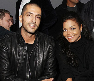 Secret engagement for Janet Jackson
