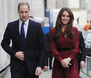 The Palace announces Kate's due date
