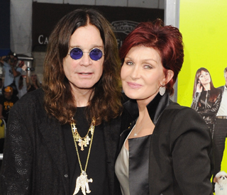 Ozzy and Sharon Osbourne recover from house fire