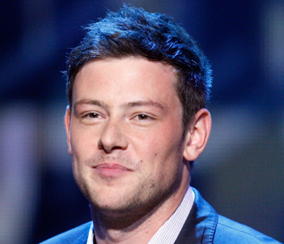 'Glee' star Cory Monteith reveals celebrity crush