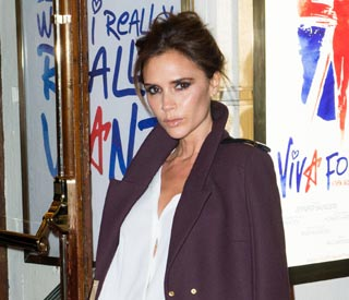 Victoria Beckham: 'I need to work'