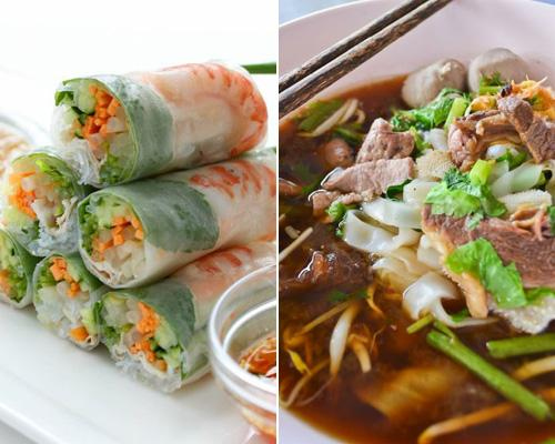 Delicious and healthy: Vietnamese cuisine