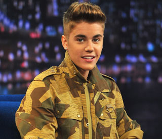Justin Bieber raises funds for the Conservative Party