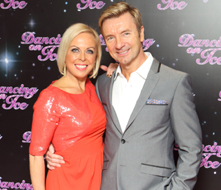 Torvill and Dean admit past romance