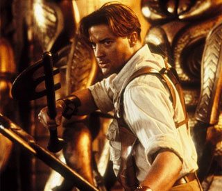 Brendan Fraser shows support for 'Mummy' reboot