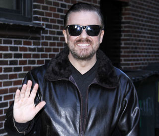 Ricky Gervais reprises David Brent role