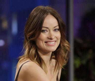 Olivia Wilde looking forward to being a mother