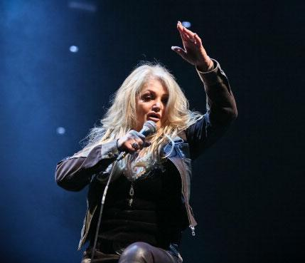 Bonnie Tyler reveals her history with Eurovision