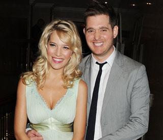 Michael Bublé and his wife are expecting a boy
