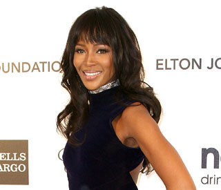 Naomi Campbell on board for UK's'The Face'