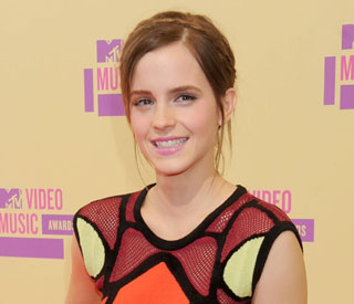 Emma Watson hailed as MTV Trailblazer for 2013